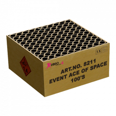 ACE OF SPACE 100 SHOTS (MVGV82111)