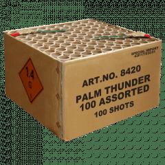 PALM THUNDER 100 SHOTS (MVGV84200)