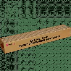 EVENT COMMANDO BOX 294 SHOTS (MVGV87410)