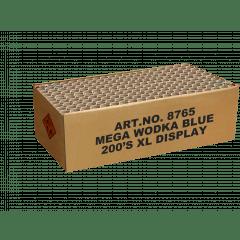 MEGA WODKA BLUE XL COMPOUND 200 SHOTS (MVGV87650)